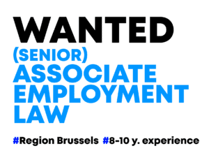 image (Senior) Associate Employment Law